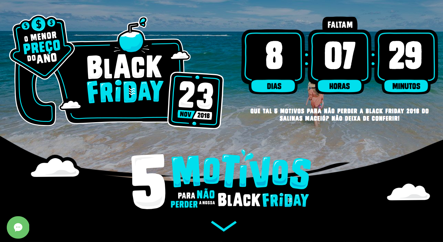 black friday salinas maceió