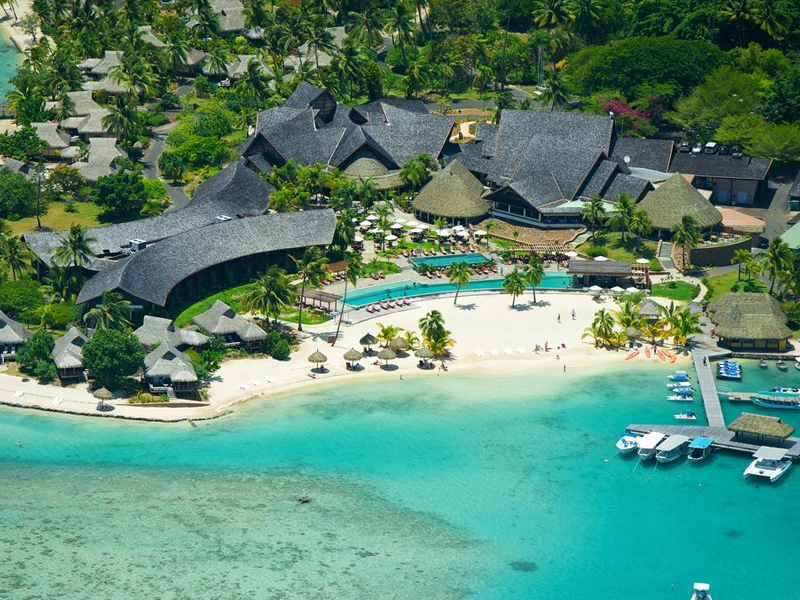 Intercontinental Resort and Spa Moorea - French Polynesia/ Tahiti